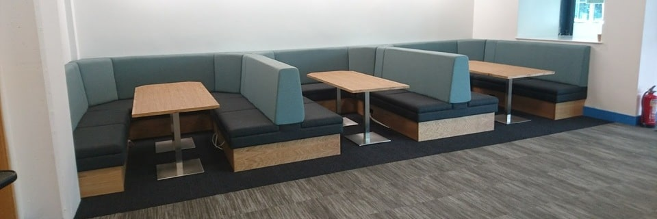 Banquette Seating - Cornwall