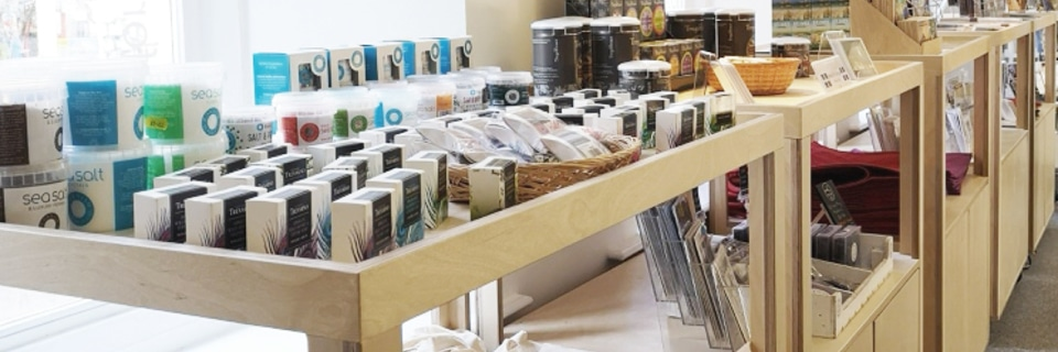 Point of sale joinery - Cornwall