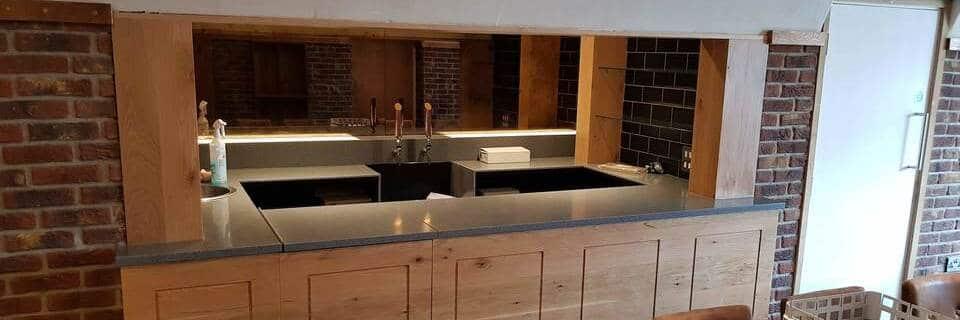 Bar manufacture Cornwall