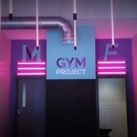 Gym Fit out Falmouth